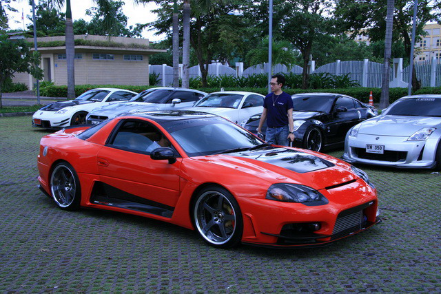 Thread: 90's Japanese sports cars and aging